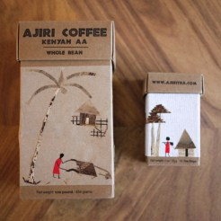Ajiri Coffee & Tea