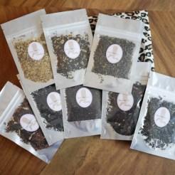 Fashionista Tea - Press Package