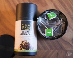 Chai Diaries - Kashmiri Green Chai & Chocolate Kisses