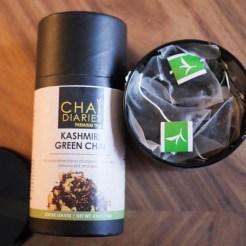 Chai Diaries - Kashmiri Green Chai & Chocolate Kisses