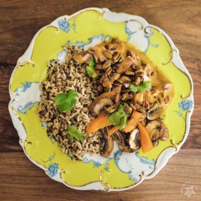 Curry Pork Tenderloin