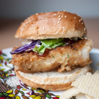Homemade Filet-O-Fish