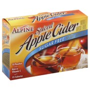 Cider is a great source of vitamin C. I like this brand because it's sugar free.