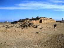 Ruins at Al-Baleed
