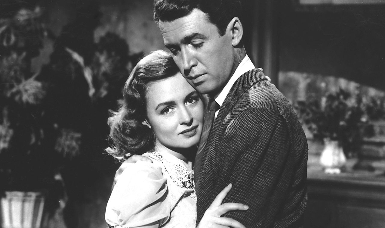 Image result for it's a wonderful life donna reed