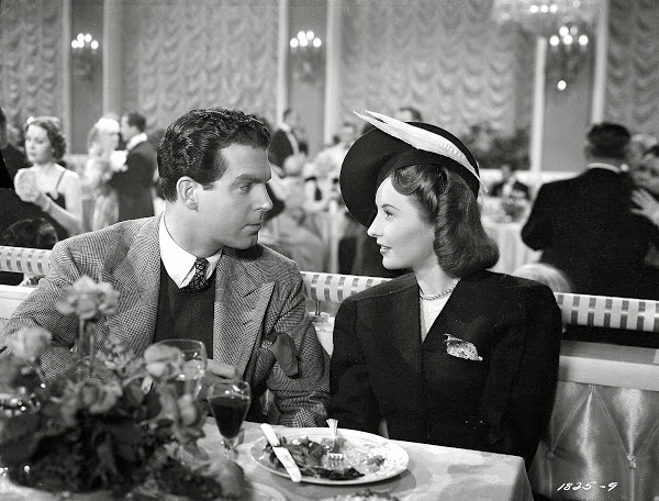 Image result for Remember the Night 1940 Fred MacMurray