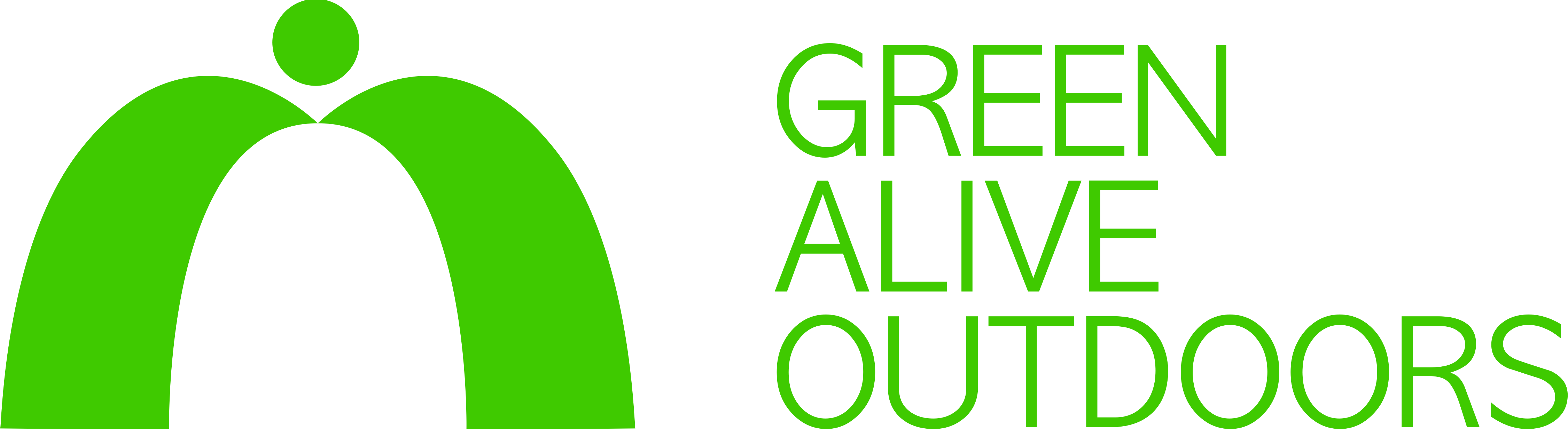GREEN ALIVE OUTDOORS