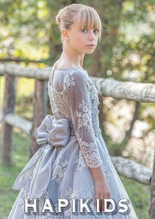 Модное плать для девочек