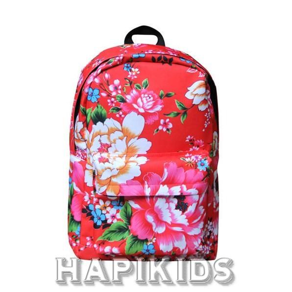 Цветочный рюкзак для женщин