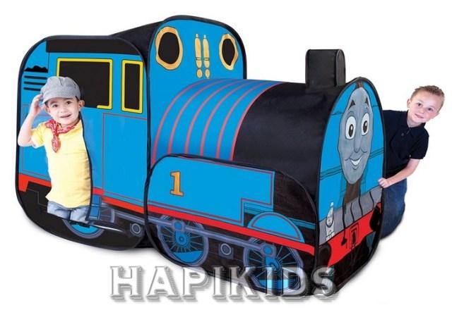 Детская палатка-поезд