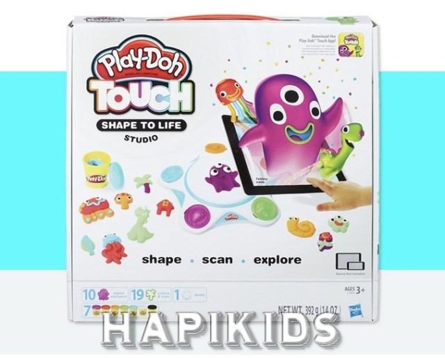 Новая модель Play-Doh
