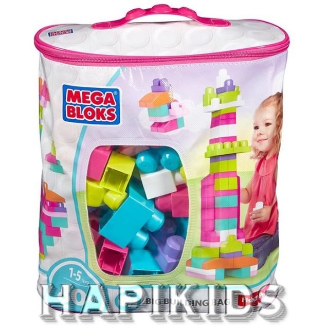 Большая сумка MATTEL Mega Bloks