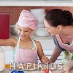 Кулинария с ребенком