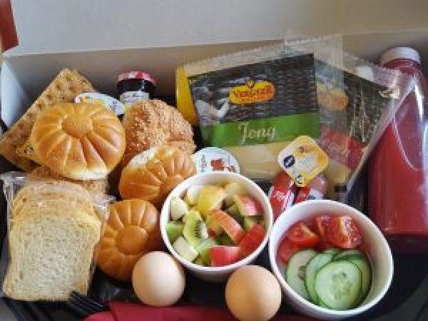 ontbijtje standaa