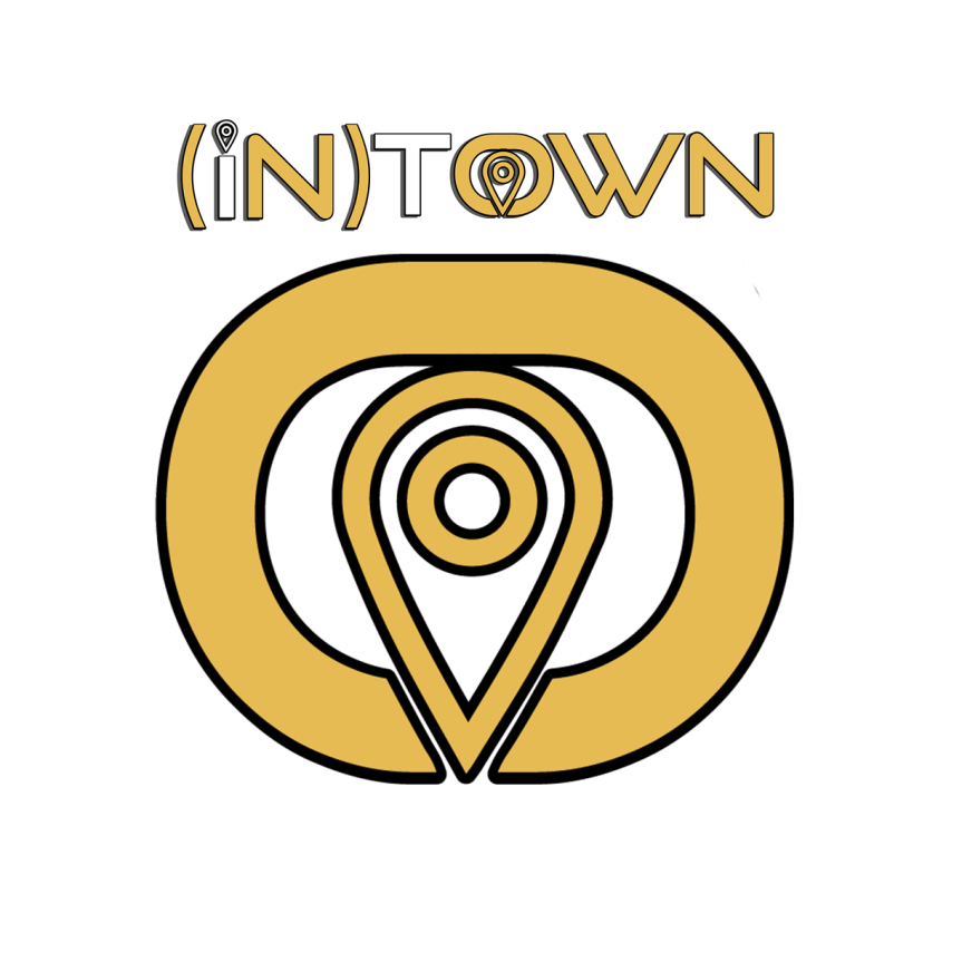 INTOWN NAME and EYE LOGO2use - secondary logo transparent