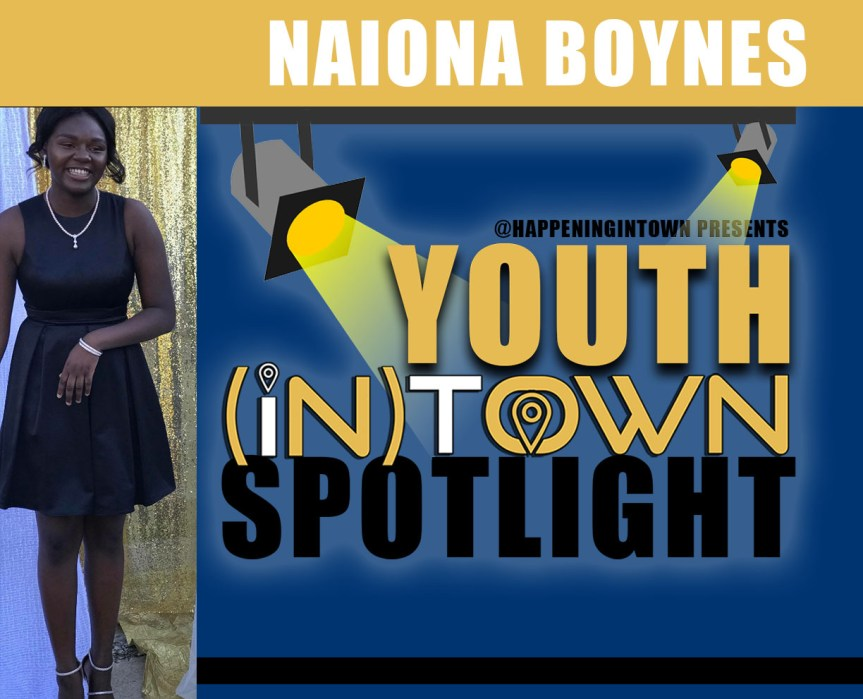 Youth (iN)TOWN Spotlight: Naiona Boynes of Norristown