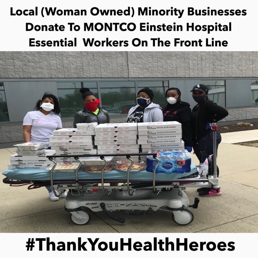 "Local Business Owners Say ""Thank You"" to Health Heroes"