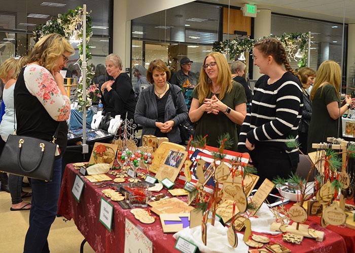 Handmade Holiday Crafts Fair