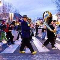 Rhythmtown Jive MardiGras Mambofest