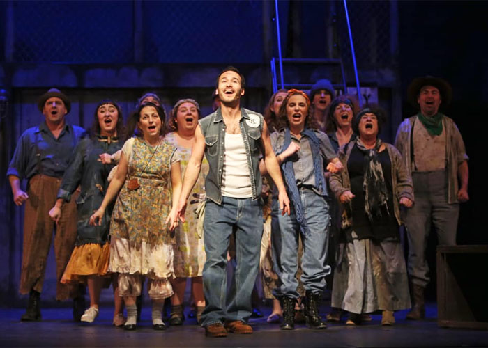 Urinetown at Spreckels Performing Arts Center