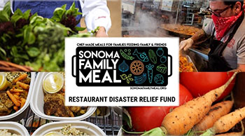 Sonoma County Meal fundraiser