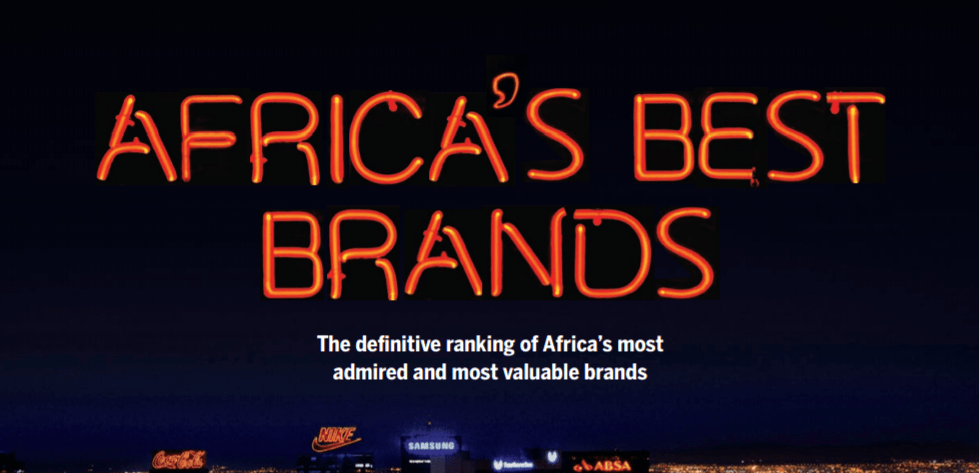 Brand Africa 100 Cover