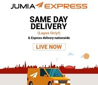 Jumia express delivery logistique 200x200