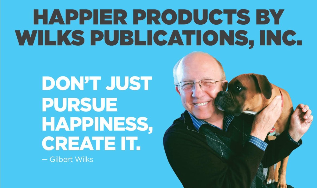 Happier Magazine Wilks Publications