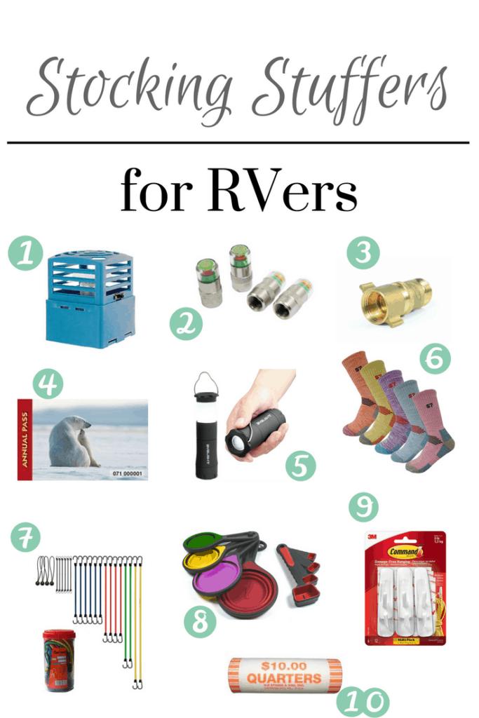 RV Stocking Stuffers