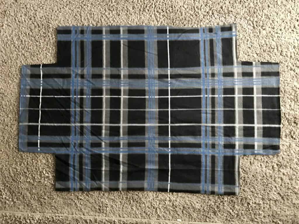 Fleece Crib Sheet