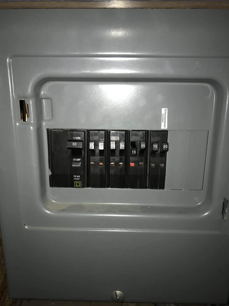 RV Breaker Box