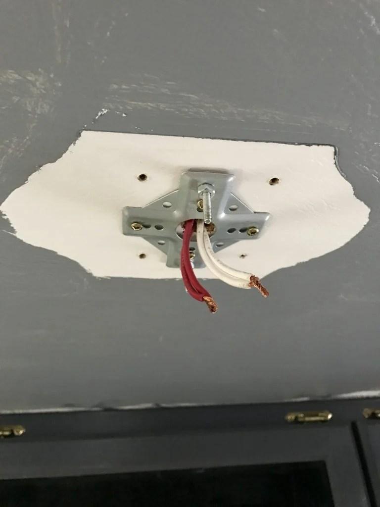 Replace RV LED Light