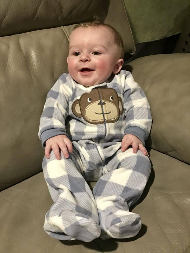 Happy Camper Baby