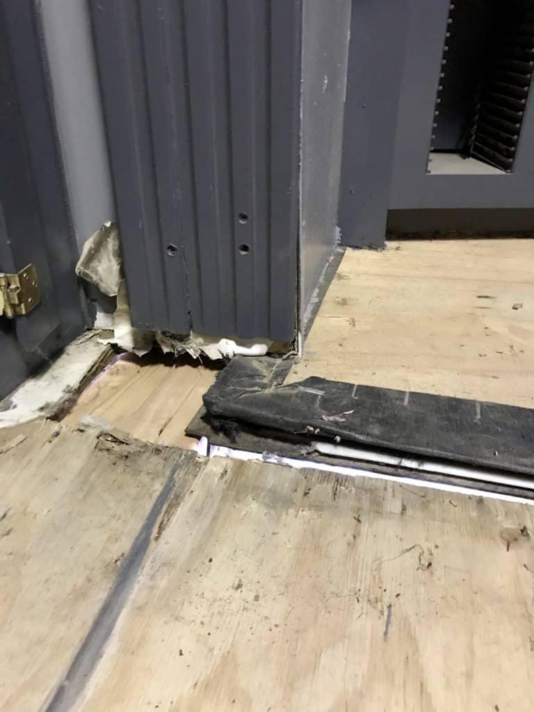 Install RV Flooring