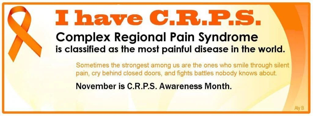 RSD CRPS Awareness