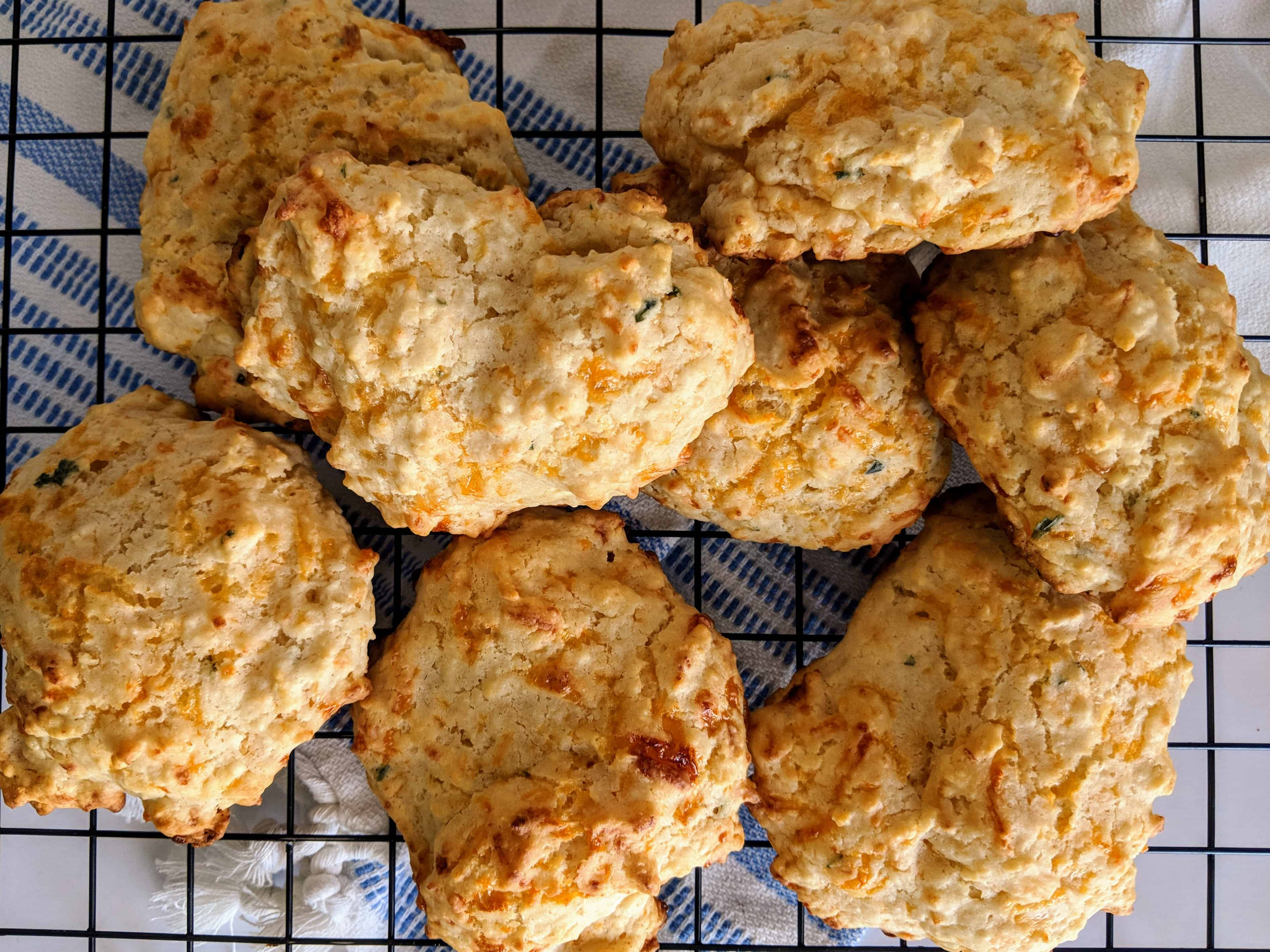 Red Lobster Cheddar Biscuits Copycat Recipe