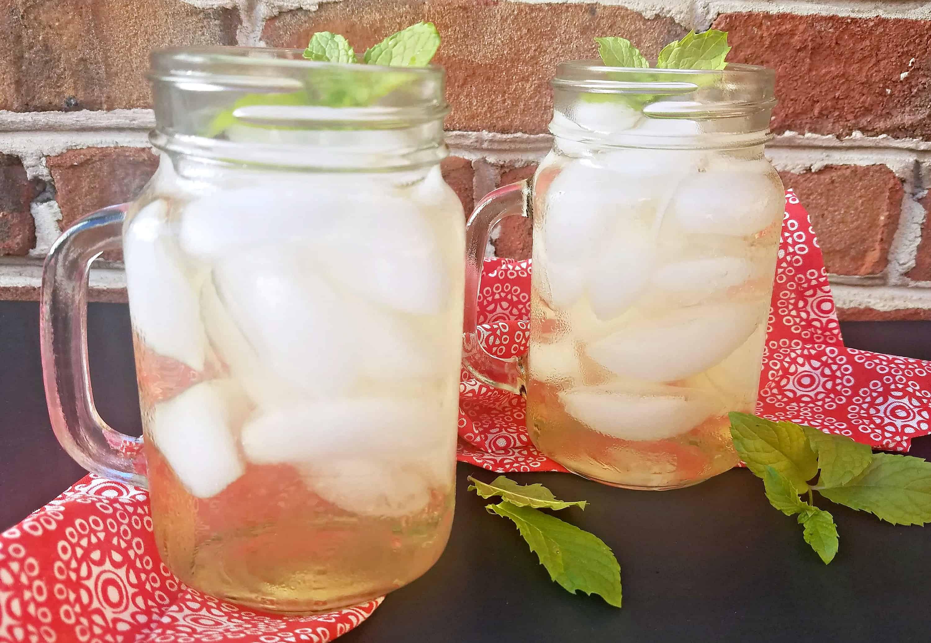 Panera Bread Green Tea Copycat Recipe