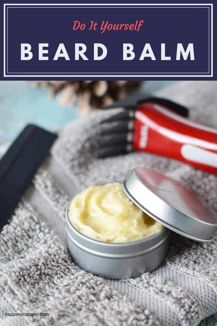 Best Beard Balm Recipe