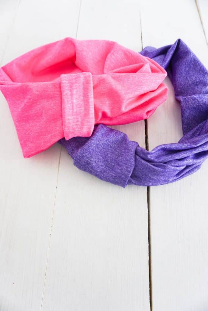 Complete Sewing T-shirt Headband