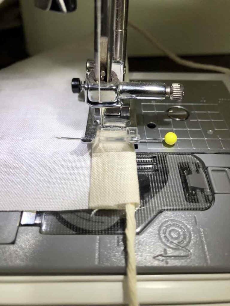 Stitching Fold