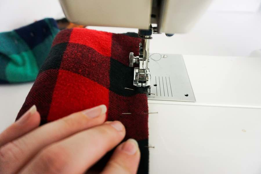 Sewing reusable Hand Warmers