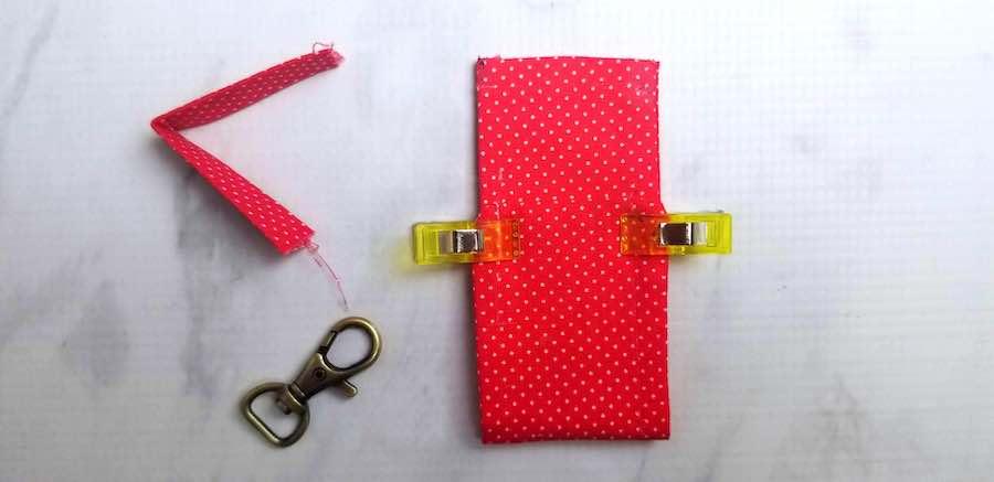 Chapstick Holder Step 7
