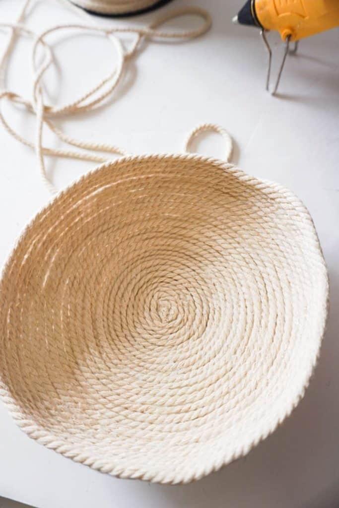 Round Build up Basket sides