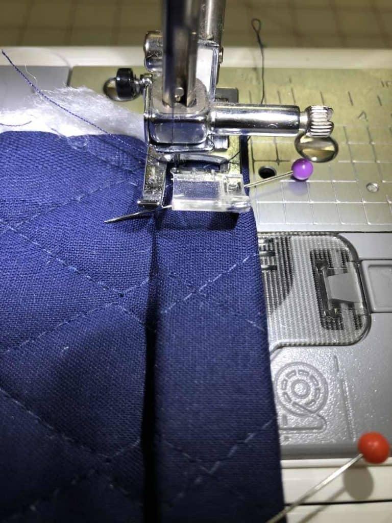 Stitch hem
