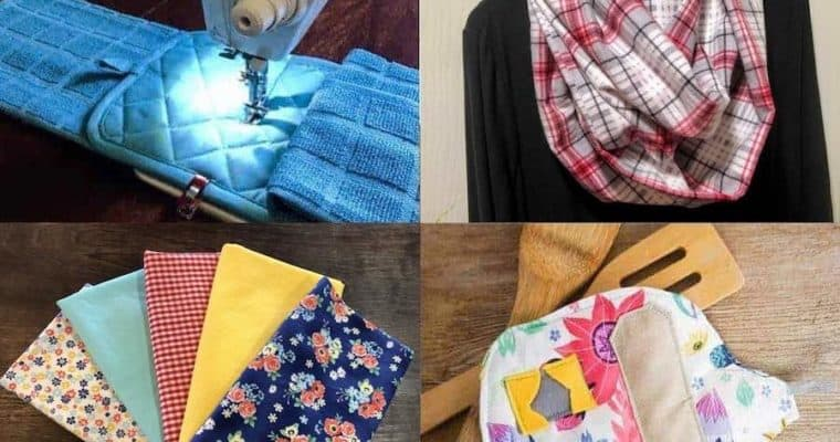 16 Easy Mothers Day Gifts to Sew