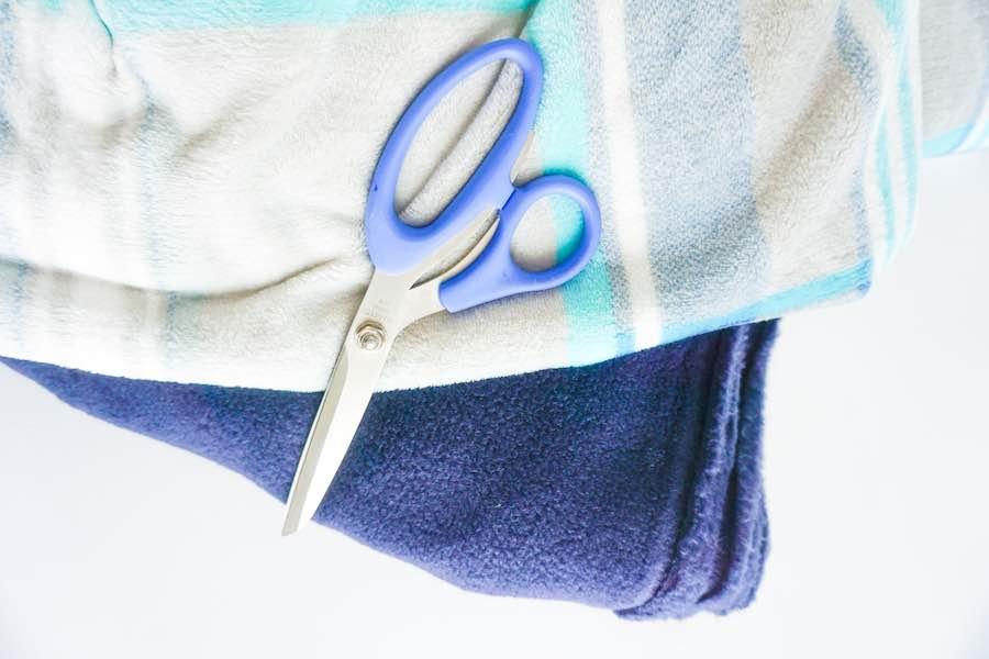 Supplies for Fleece Blanket 2