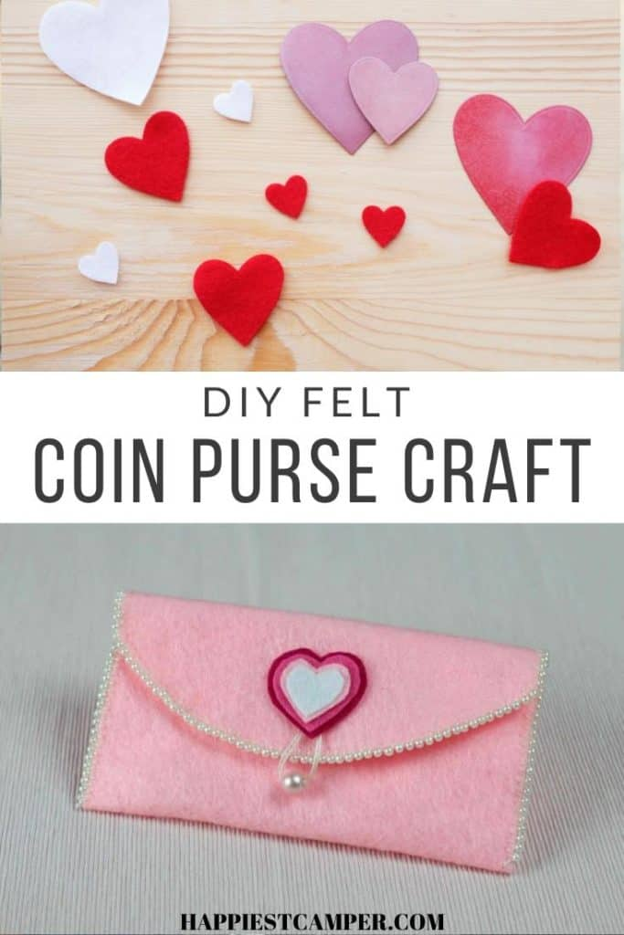 DIY Felt Coin Purse
