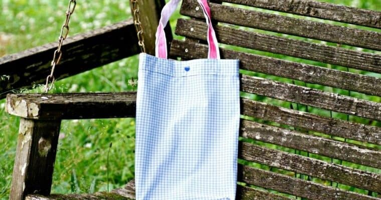 How To Make A Bag Out Of a Pillowcase