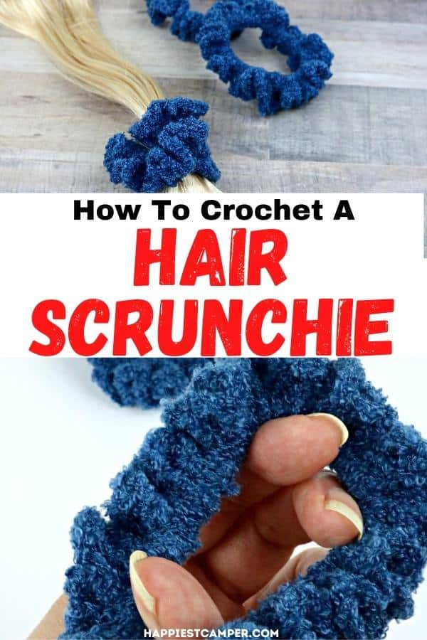 How To Crochet A Scrunchie