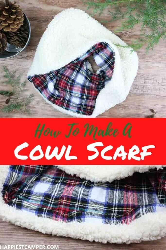 How To Make A Cowl Scarf